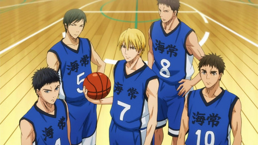 Kaijo High School Basketball Team