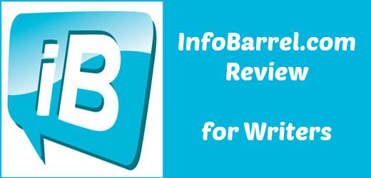 InfoBarrel.com Review for Writers