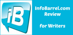 InfoBarrel Review for Writers