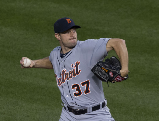 There are a lot of eyes on the ex-Tiger Max Scherzer this Winter, as he becomes a free agent.