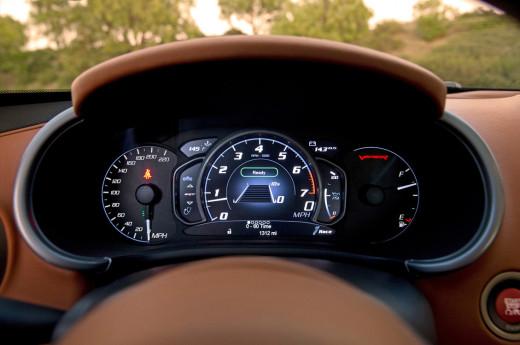 2015 Dodge Viper Interior