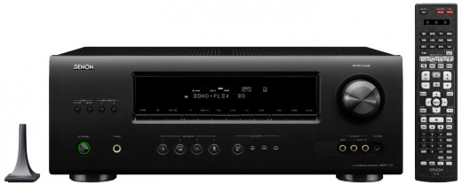 Denon AVR-1712 A/V Surround Receiver
