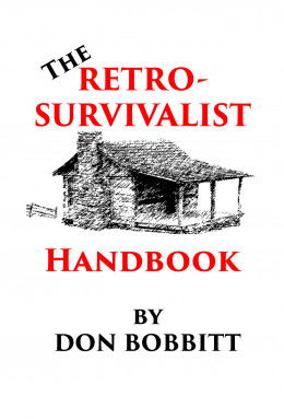 The book - The retro-Survivalist