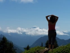 The Woman on the Mountaintop (My Response to Bill's Challenge)