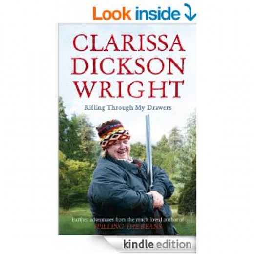 Rifling Through My Drawers by Clarissa Dixon Wright