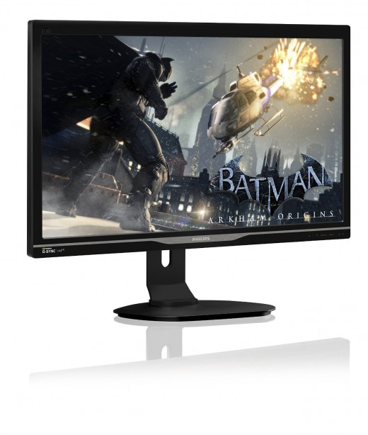 Philips 272G5DYEB best 3d gaming monitor
