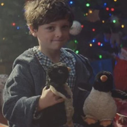 Monty The Penguin - The John Lewis Advert 2014