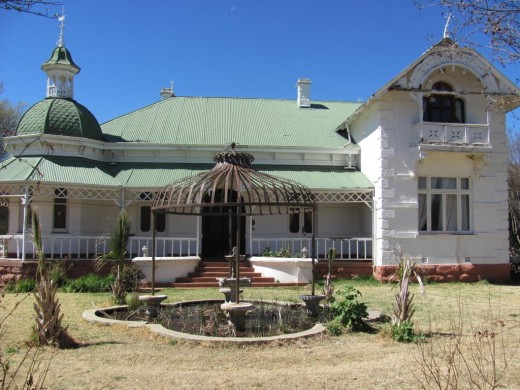 Oldest Victorian house in Klerksdorp