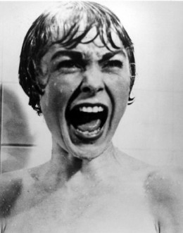 The Music From Psycho Is Just That Scary