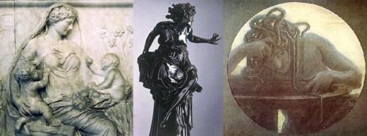Gaia, Pythia and Medusa: They lost the battle, but not the war.