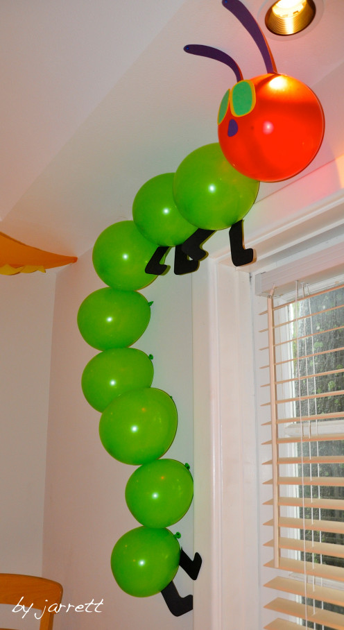 Easy and inexpensive decoration!