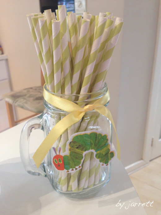 Every party needs paper straws