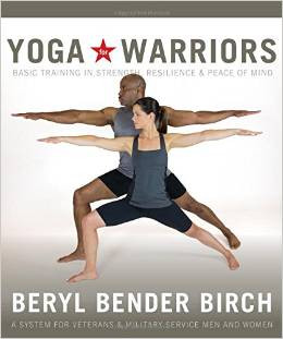 Yoga for Warriors can teach veterans how to regain their peace.