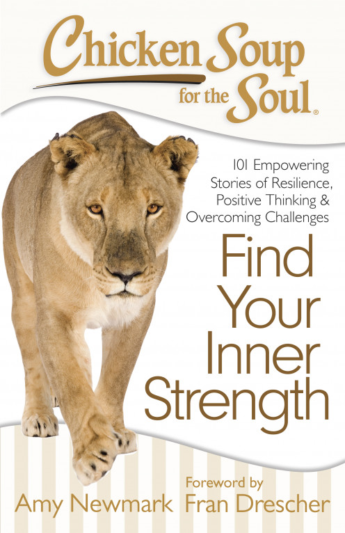 "Gail Sobotkin, aka Happyboomernurse, has a story, ""The Boy I Loved & Lost,"" in the new book, ""Chicken Soup for the Soul: Find Your Inner Strength."""