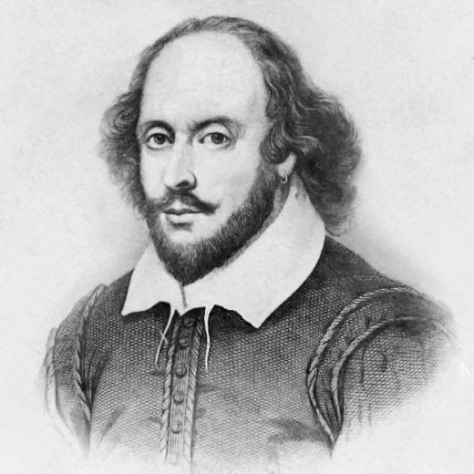 My favourite Writer, William Shakespeare