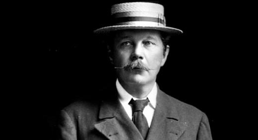Author Canon Doyle
