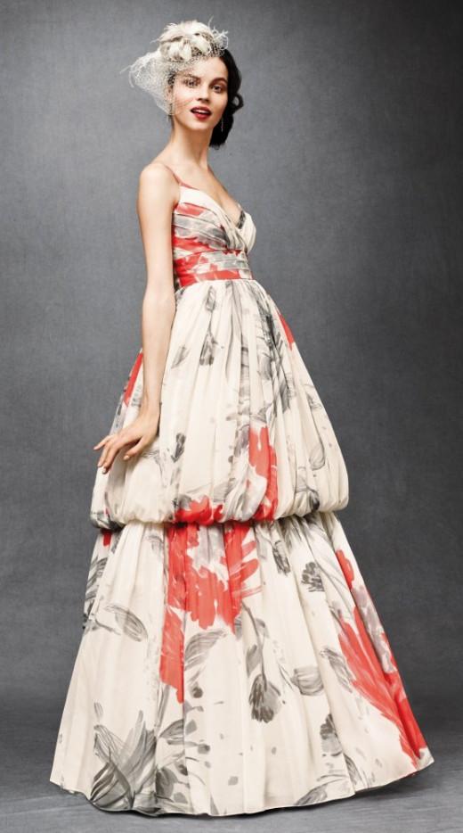 Zinnia Gown--$450