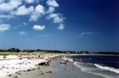 Crescent Beach State Park has a swimming, fishing and camping area. Thousands of people frequent this area each year.