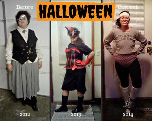 Halloween 2012-2014