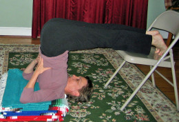 does yoga help menopause symptoms