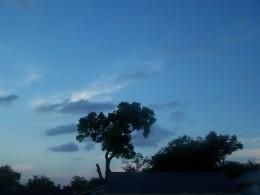 Peaceful night back home...