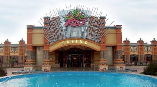 Tusk Rio Casino Resort, Klerksdorp, South Africa