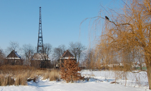 Gliwice Radio Station.