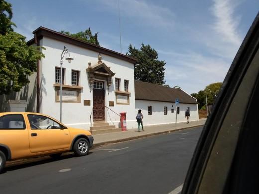 FIRST RAADSAAL MUSEUM, Bloemfontein, built in 1849 © Martie Coetser
