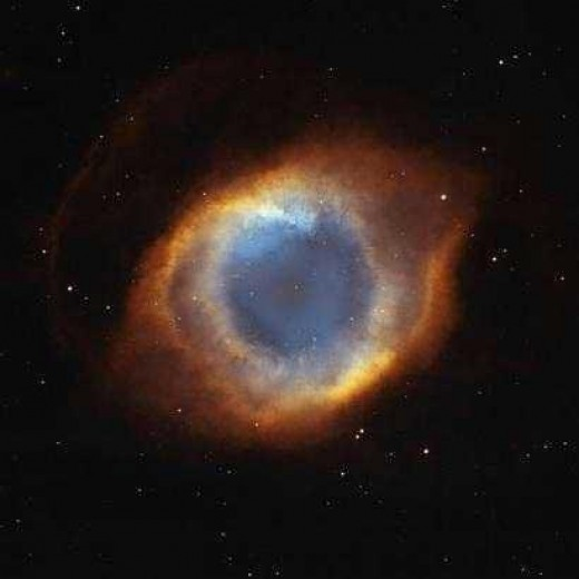 "Celestial Phenomena known as ""The Eye of God"""