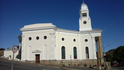 Dutch Reformed Church, Colesberg