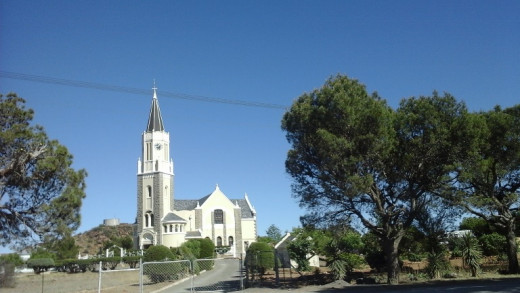 Dutch Reformed Church, Hanover, Northern Cape