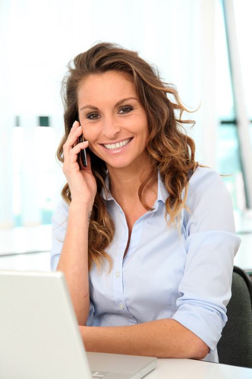 Make a good first impression --even during the phone screening process.
