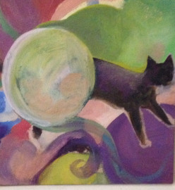 Reverse Painting