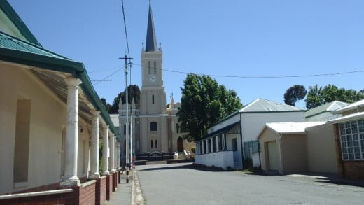Richmond, South Africa, Dutch Reformed Church
