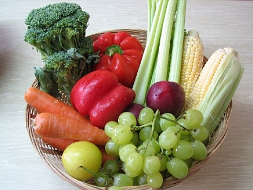 A varied and healthy vegan diet will provide you will all the vitamins you need for optimum health.