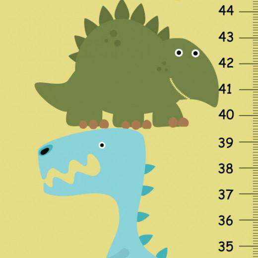 Dino Growth Chart