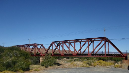 Bridge at Blokhuis, Laingsburg, South Africa