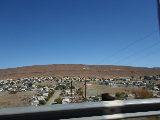 Laingsburg, South Africa