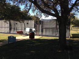 Tennis Courts at Davis Spring Park (The Trailhead)  Austin Texas