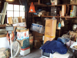 Throw Out 50 Things: Time to Clear out Clutter