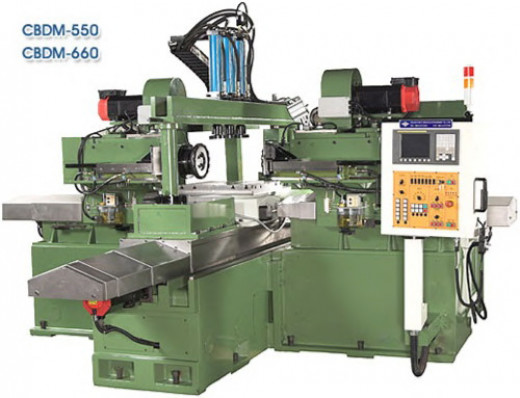 A special purpose (milling) machine