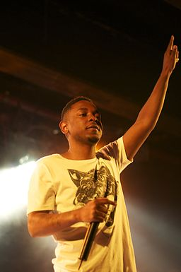 """Kendrick Lamar's is known for his incredible stage show, and has been rocking huge crowds since """"Section.80"""""""