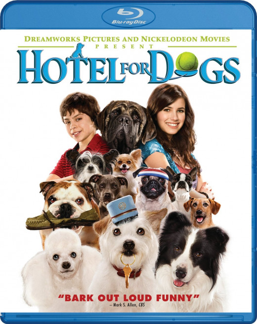 Hotel for Dogs on Blu-ray Disc & DVD