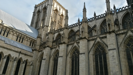 York Minster West