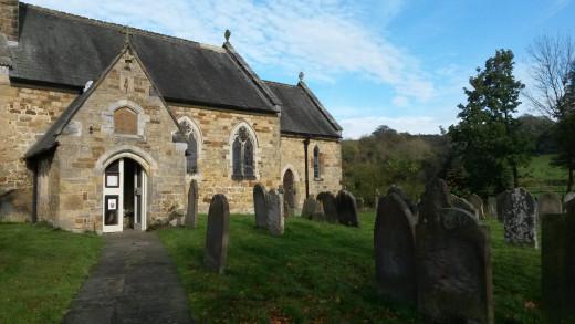 Mouseman's Church