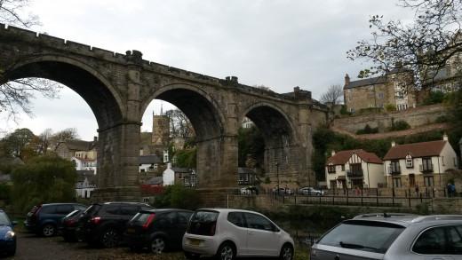 Viaduct at Knaresborough