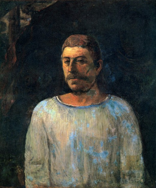 Self portrait (1896)