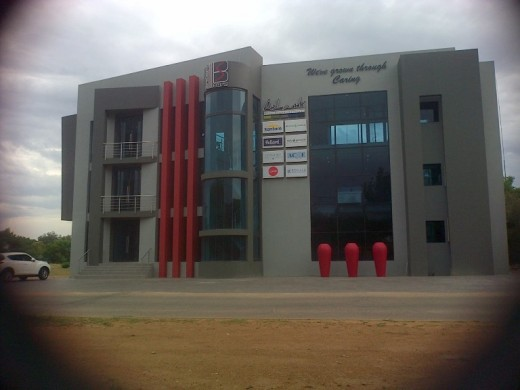 Klerksdorp - modern business premises