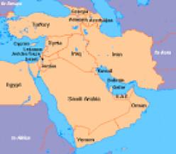 Middle East under Siege
