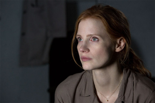 Jessica Chastain: The sort of actress who makes any movie she's in worth seeing at least once, whether it's good or bad.